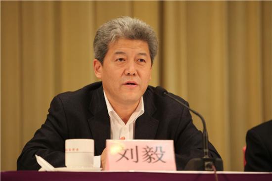 首旅集团总裁、王府井集团董事长刘毅突...