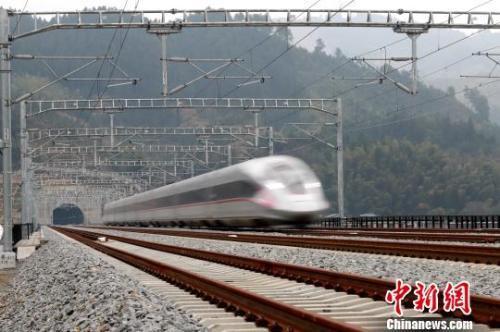 今年铁路有这些变化:投产高铁3200公里...
