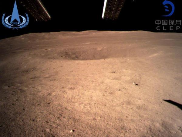 首张月球背面图片来啦!