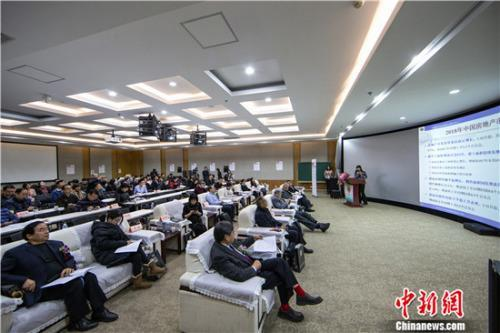 中科院预测中心预测中国2019年GDP增速6...