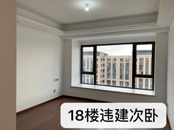 """上海一千万豪宅""""送面积""""被指主次卧都..."""