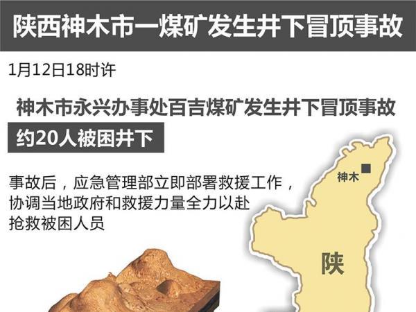 应急管理部指导协调陕西榆林百吉煤矿事...