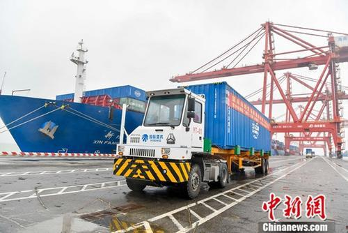 2018年中国外贸进出口总值30.51万亿元 ...