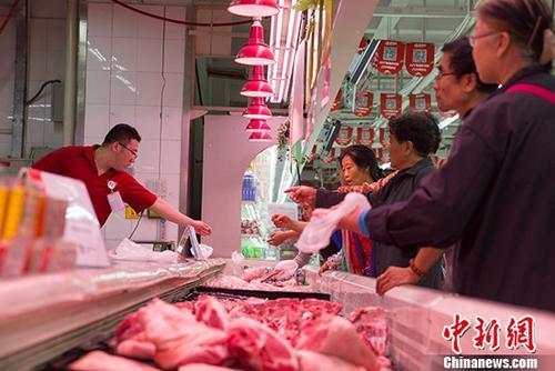 农业农村部:非洲猪瘟对猪肉市场价格影...