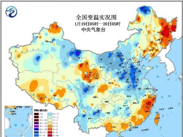 西藏西南部将有中到大雪 南方阴雨退散...