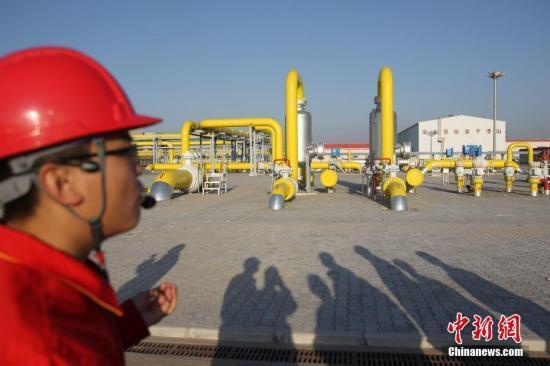 统计局:去年12月天然气、电力生产增长较快