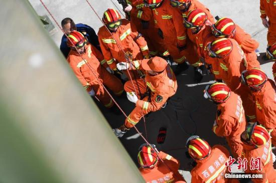 应急管理部:正在建设中国应急信息网 ...