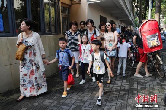 官方:治理小区配套幼儿园 增加普惠性...