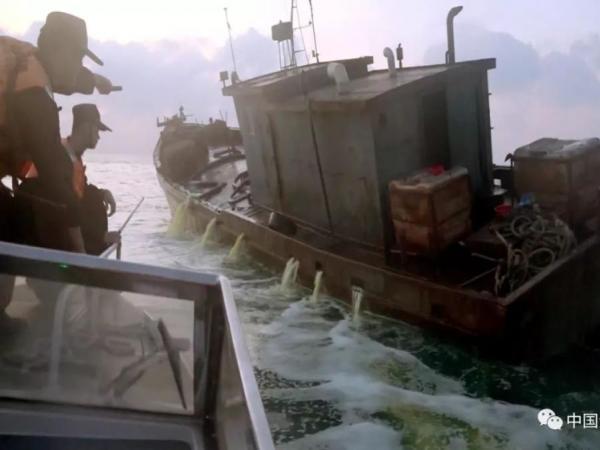 中国海警2018年查获走私案1100余起 案...