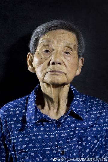 南京大屠杀幸存者马月华老人今日凌晨去...