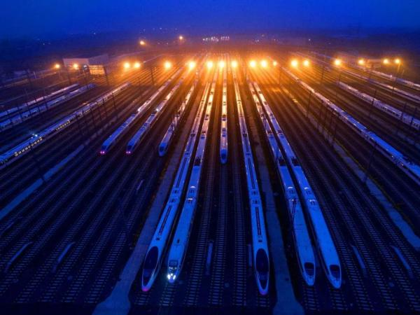 加开旅客列车1004列,今天你到家了吗?
