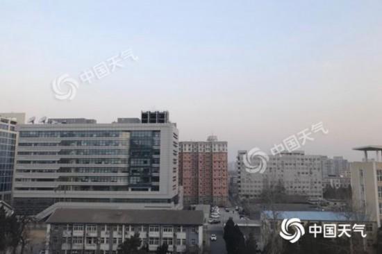 北京本周或迎两场雪 12日白天降雪明显...