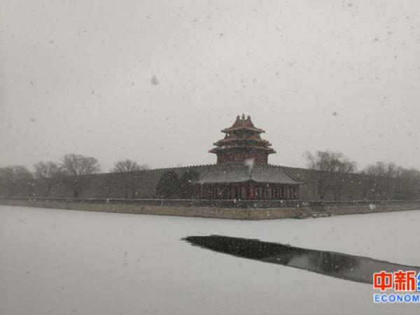 北京终于喜提今冬大雪!这份出行提示请收好