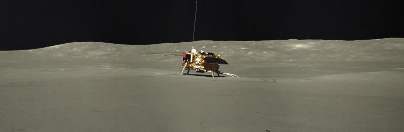 嫦娥四号:我们在月球上的第三个白天,...