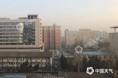 北京明天风起扩散条件转好 本周气温先...