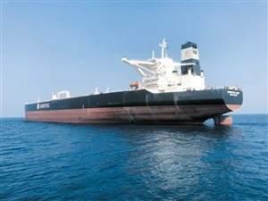 香港一公司超大油轮被扣押洋浦港