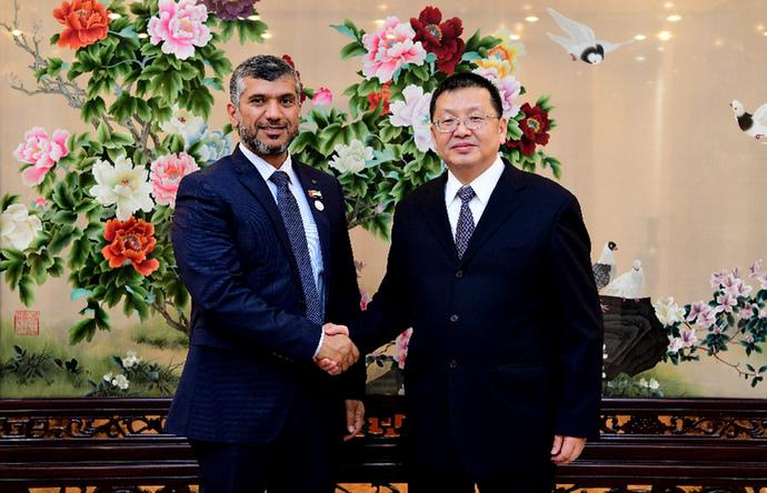 国家能源局:中国阿联酋将起草并签署能源...