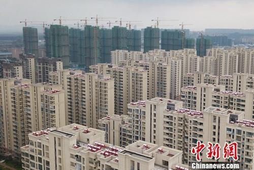前两月房地产投资超1.2万亿 商品房销售...