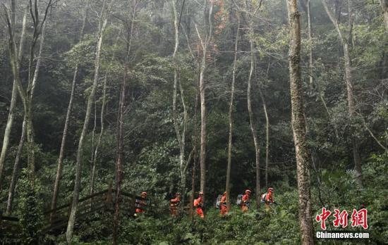 两部门发高森林火险预警:京冀晋等地达...