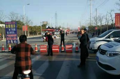 镇平县城市管理局全力做好瓦罐庙庙会保障工作