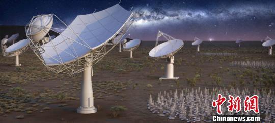 中科院国家天文台:中国天文界正为SKA做...