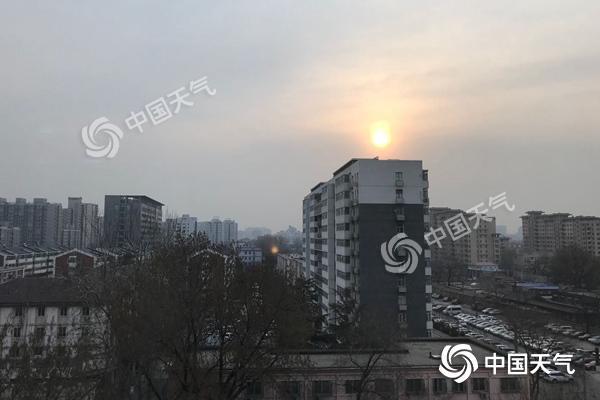 北京今明气温连创新高逼近25℃ 周三起...