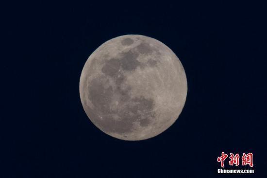 """""""超级月亮""""巧遇春分,这份""""观天时刻..."""