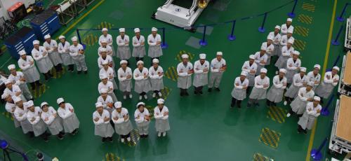 """嫦娥四号探月工程团队获""""影响世界华人..."""