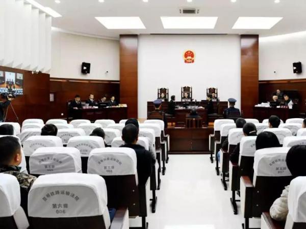 云南省临沧市中级人民法院一审公开宣判...