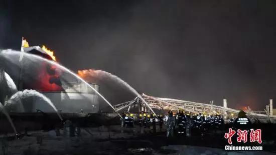 江苏盐城化工厂爆炸事故已致44人遇难 ...