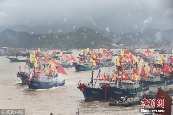 农业农村部:加强远洋渔业安全管理 严...