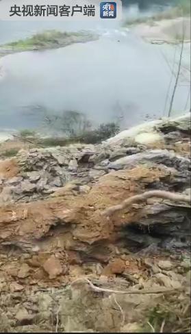 贵州铜仁发生山体垮塌 因预警及时未造...