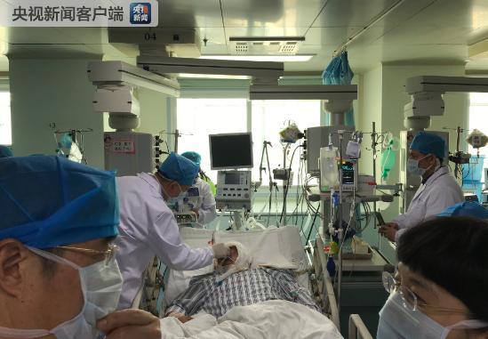 盐城第一人民医院收治100多伤员 北京专...