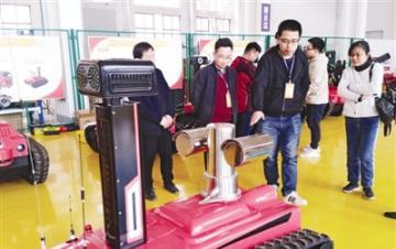 中国博士后科技服务团走进南阳