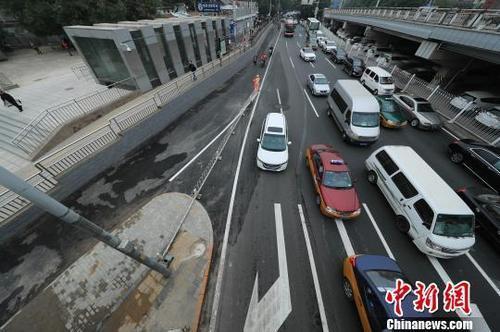 这些地方要绕开!北京发布清明期间交通...