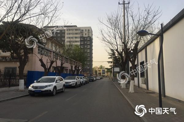 清明假期第二天北京天气适宜出游 空气...