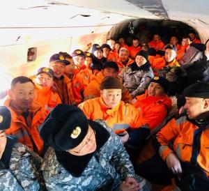 蒙古国色楞格、库苏古尔省森林火灾全部扑灭