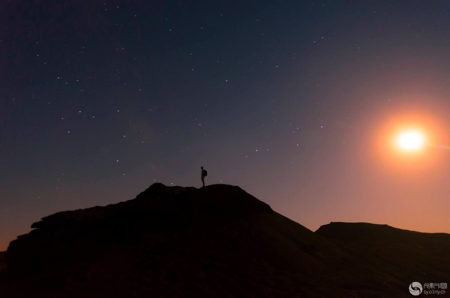 超震撼视觉的星空摄影 暗夜里的星光之旅(上)
